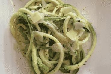 Lunch recept Courgetti door Today I Meet