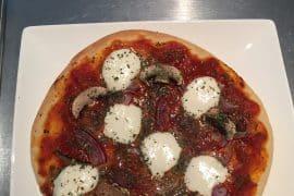 Magioni Pizza, gezonde pizza door Today I Meet