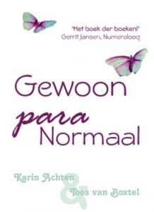 Fragment uit het boek Gewoon para Normaal door Today I Meet