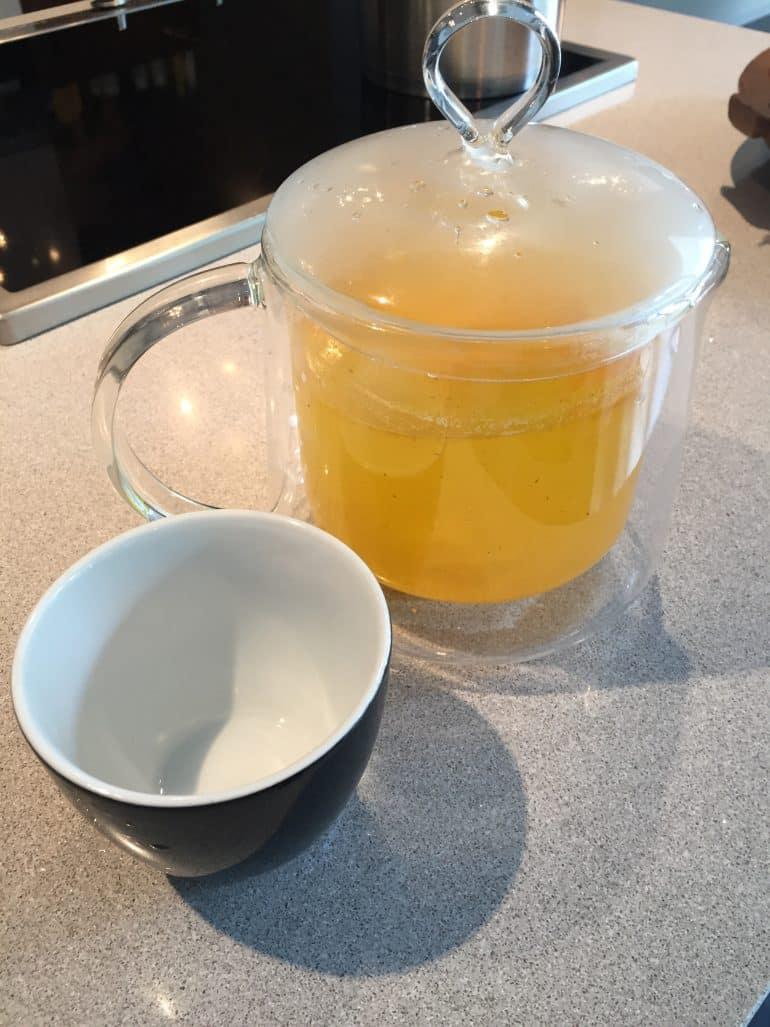 Golden Health drankje met kurkuma van Today IMeet