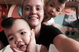 Een dag uit het leven van een vrijwilliger in Vietnam