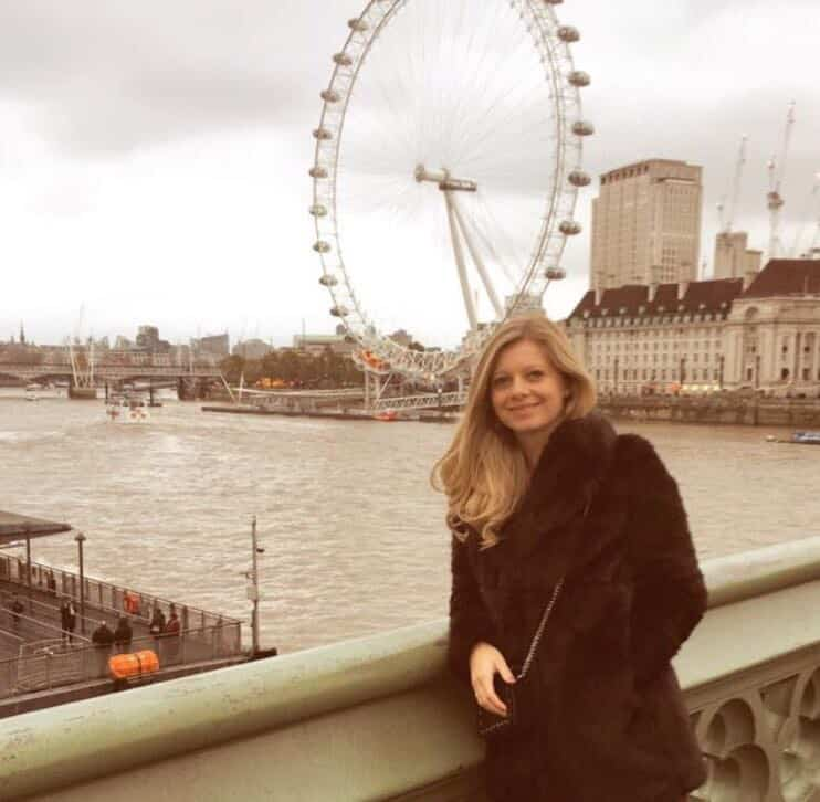 Londen is the place for me