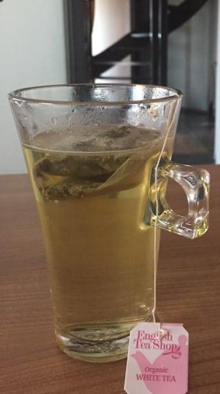 De voordelen van witte thee