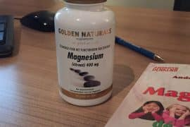 magnesium dé oplossing!