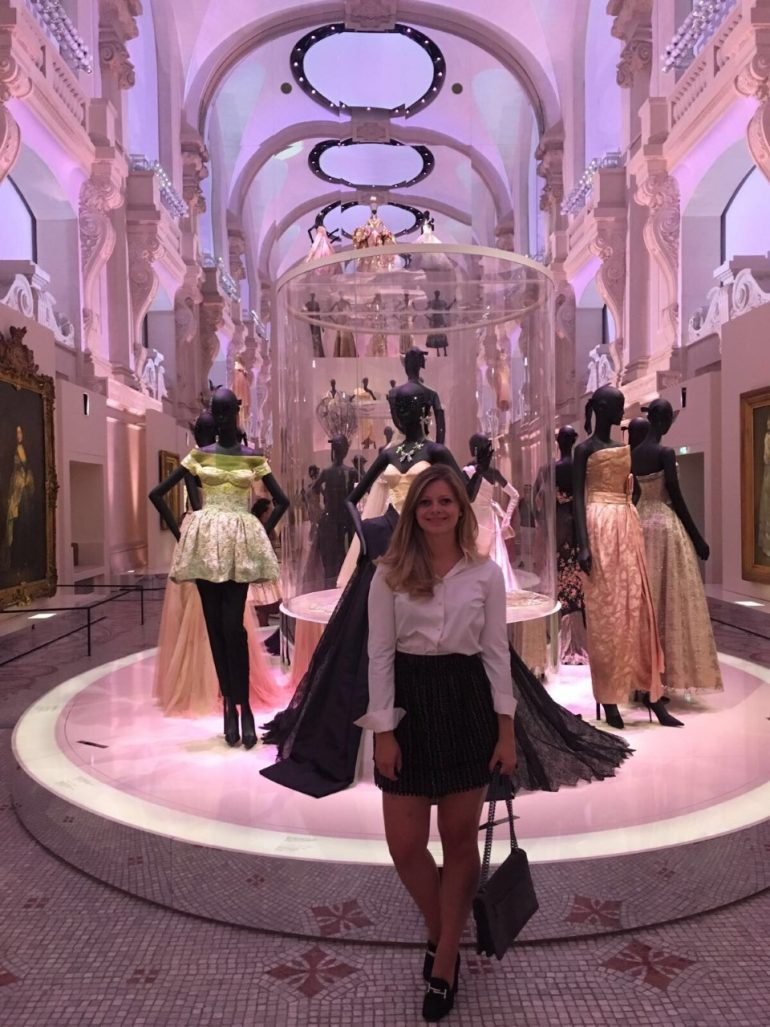 Dior Parijs Tentoonstelling