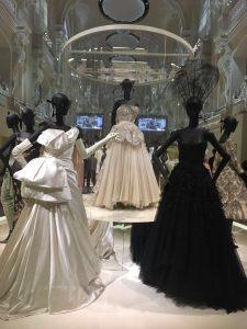 Dior tentoonstelling Parijs
