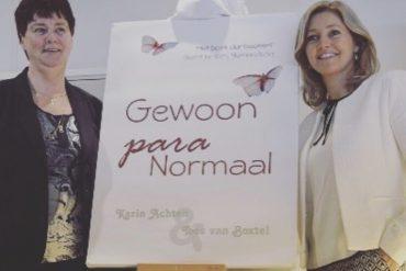 Boek Gewoon para Normaal