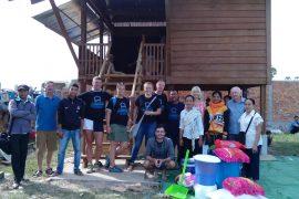 Huis bouwen in Cambodja Today I Meet