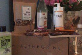 Healthbox editie de Groene vrouw Today I Meet