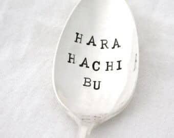 Hara Hachi Bu Today I Meet