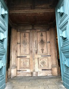 De deur naa een andere dimensie Today I Meet