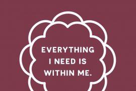 Mantra Today I Meet