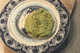 avocado spread Today i meet