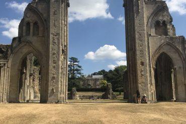 glastonbury abbey Todayimeet