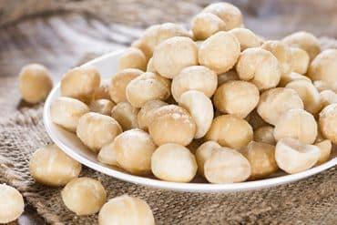 Macadamia noten