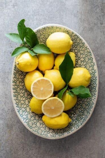 Gezondheidsvoordelen van citroen Todayimeet